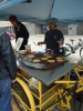 Bicycle-Powered Authentic Corn Tortillas